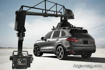 aodi 6 - هوراکان، خودرو سریع السیر برای ضبط فیلمبرداری های ویژه