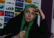 عکس های تازه منتشر شده از آزاده نامداری در سینما چارسو