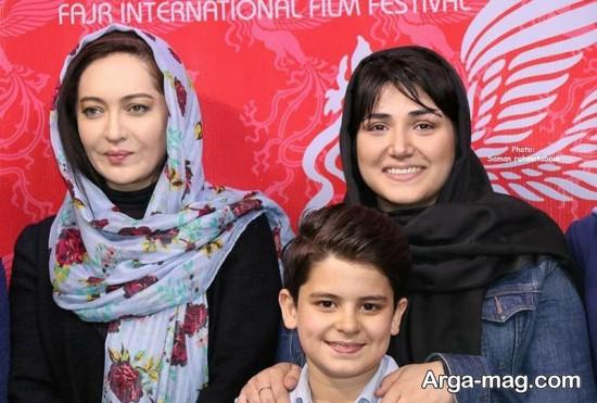 baran kosari 1 - باران کوثری در جشنواره فیلم فجر شرکت کرد + عکس