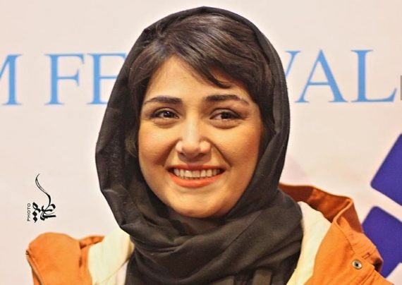 باران کوثری در جشنواره فیلم فجر شرکت کرد + عکس