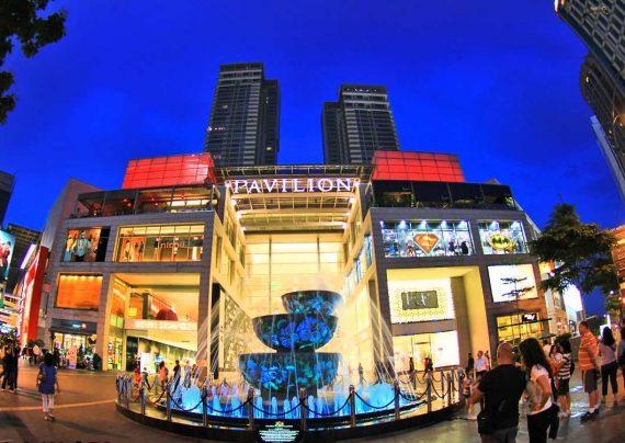 مراکز خرید مشهور و جذاب در مالزی