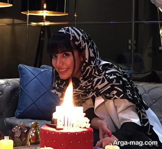 bita beigi 1 - بیتا بیگی ۳۱ ساله شد + عکس تولد