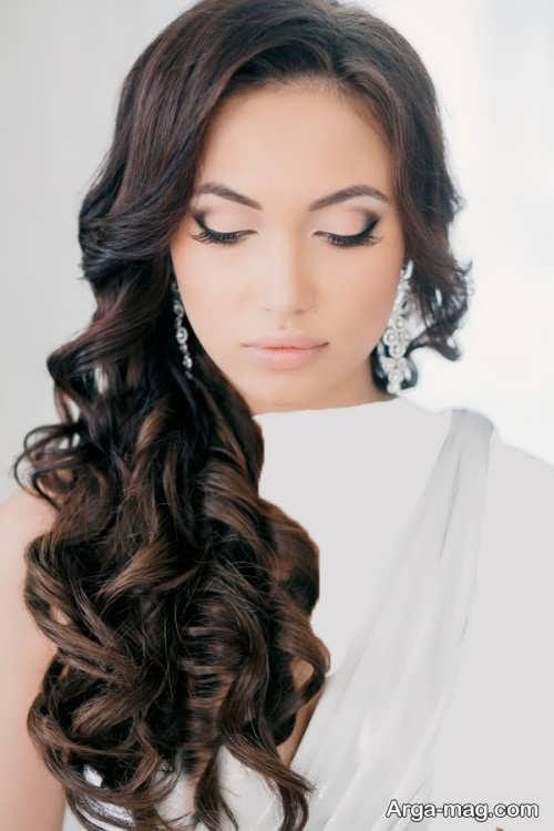 مدل مو فر باز عروس
