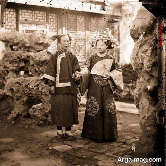 چینی های قرن 19