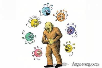 علایم مسمومیت غذایی