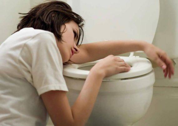 درمان خانگی مسمومیت غذایی