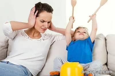 چگونه با کودک بیش فعال برخورد کنیم؟