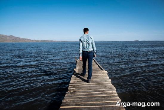 دریاچه ارومیه در فروردین 97