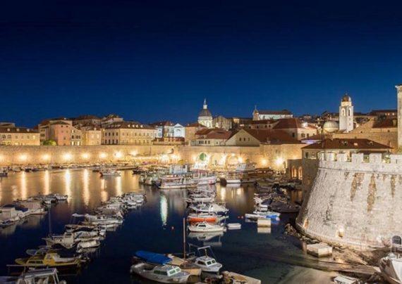تصاویری از یک شهر توریستی در کرواسی
