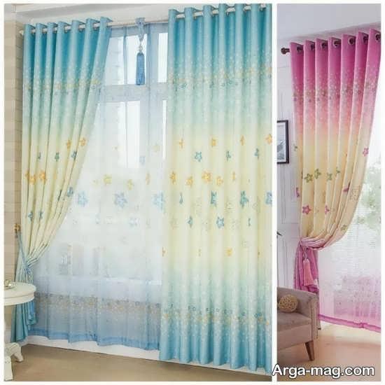 fancy curtain 1 - مدل پرده فانتزی و شیک با طرح های متفاوت