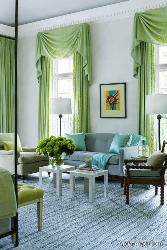 fancy curtain 13 - مدل پرده فانتزی و شیک با طرح های متفاوت