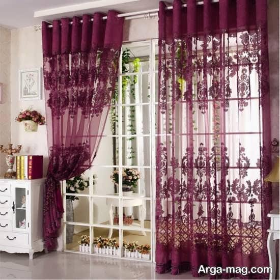 fancy curtain 14 - مدل پرده فانتزی و شیک با طرح های متفاوت