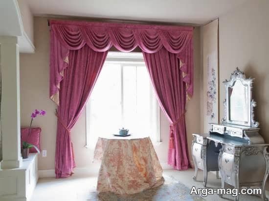 fancy curtain 19 - مدل پرده فانتزی و شیک با طرح های متفاوت