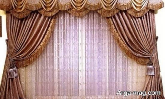 fancy curtain 2 - مدل پرده فانتزی و شیک با طرح های متفاوت