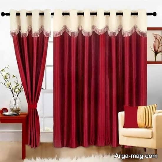 fancy curtain 20 - مدل پرده فانتزی و شیک با طرح های متفاوت