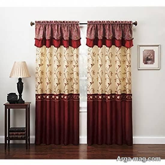 fancy curtain 21 - مدل پرده فانتزی و شیک با طرح های متفاوت