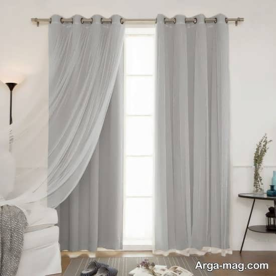 fancy curtain 22 - مدل پرده فانتزی و شیک با طرح های متفاوت