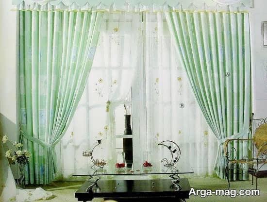 fancy curtain 4 - مدل پرده فانتزی و شیک با طرح های متفاوت
