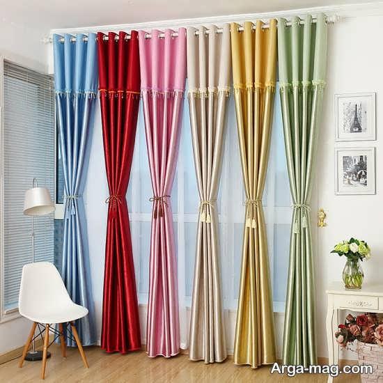 fancy curtain 7 - مدل پرده فانتزی و شیک با طرح های متفاوت