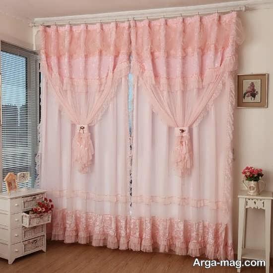 fancy curtain 8 - مدل پرده فانتزی و شیک با طرح های متفاوت