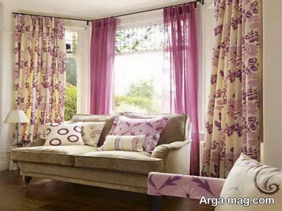 fancy curtain 9 - مدل پرده فانتزی و شیک با طرح های متفاوت