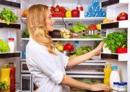 نحوه نگهداری خوراکی ها در یخچال