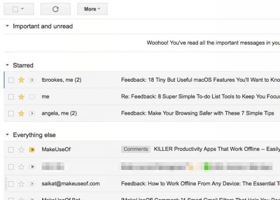 gmail 1 - با ویژگی های جیمیل آشنا شوید