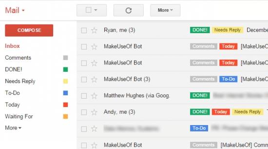 gmail 20 - با ویژگی های جیمیل آشنا شوید