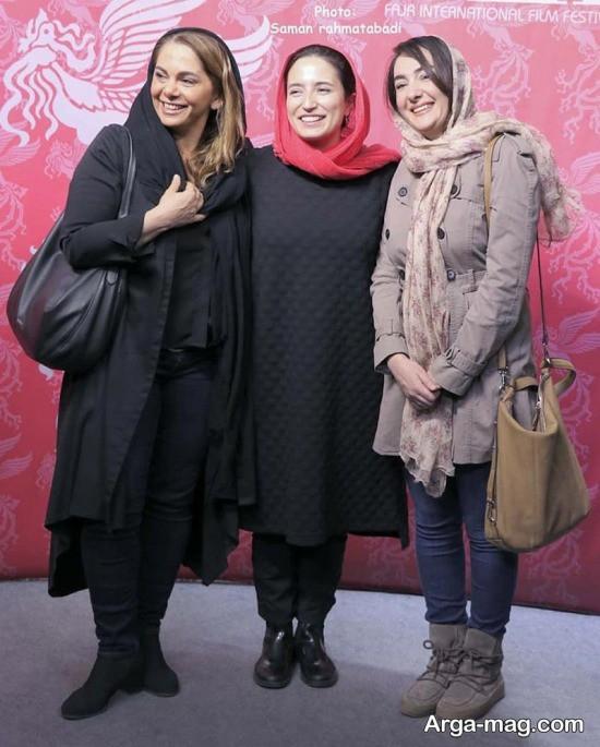 hanieh tavasoli 2 1 - حضور هانیه توسلی در جشنواره فیلم فجر