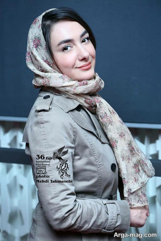 hanieh tavasoli 3 1 - حضور هانیه توسلی در جشنواره فیلم فجر