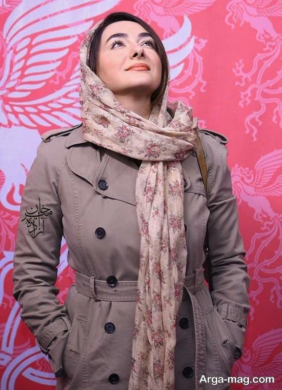hanieh tavasoli 4 1 - حضور هانیه توسلی در جشنواره فیلم فجر