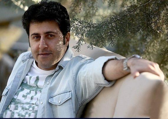 تک عکس بازیگر نقش رحمت در سریال پایتخت کنار همسرش