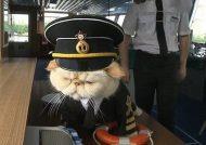 استخدام کاپیتانی جذاب برای یک قایق توریستی در روسیه
