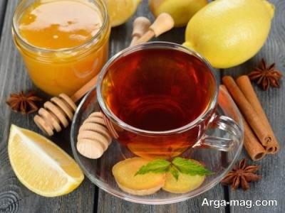 خاصیت های لیمو ترش و عسل