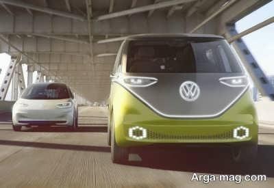 khodro 1 3 - رونمایی از خودرو سریع السیر فولکس واگن برق