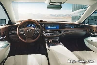 khodro 12 3 - خودروهای تولیدی سال ۲۰۱۸ با جدید ترین طراحی فضای کابین