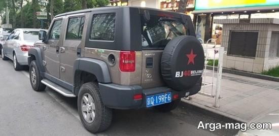 khodro 18 1 - خودروهایی که چینی ها سوار می شوند + عکس
