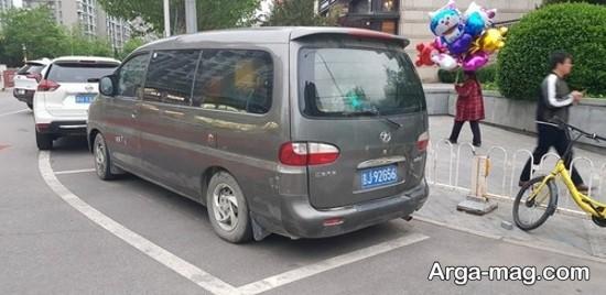 khodro 27 - خودروهایی که چینی ها سوار می شوند + عکس