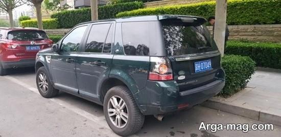 khodro 40 - خودروهایی که چینی ها سوار می شوند + عکس