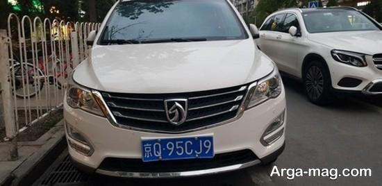 خودروهای مورد استفاده چینی ها