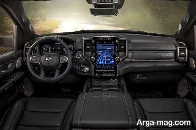 khodro 7 4 - خودروهای تولیدی سال ۲۰۱۸ با جدید ترین طراحی فضای کابین