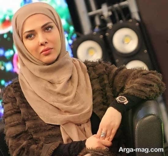 حضور لیلا اوتادی در برنامه شب فیروه ای