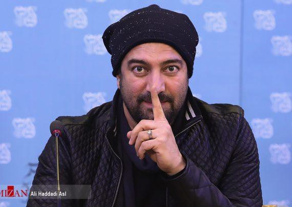 عکسی جدید از مجید صالحی با دوقلوهایش