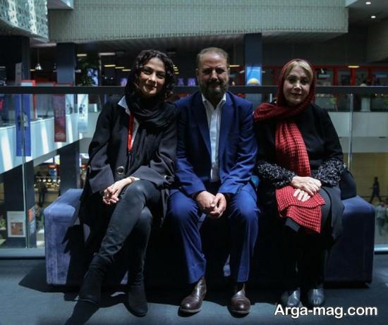 maral farjad 1 - نمایی جدید از مارال فرجاد