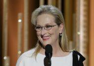 گریم متفاوت خانم بازیگر در نقش دونالد ترامپ