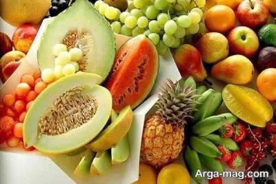 آشنایی با میوه های سرد مزاج