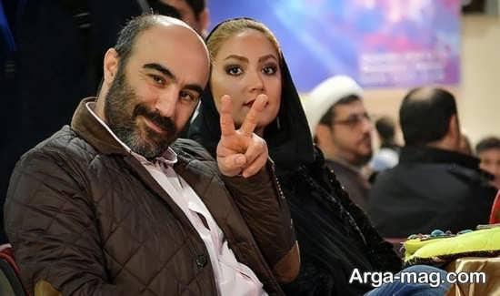 mohsen tanabandeh 2 - عکس های دیدنی محسن تنابنده و همسرش روشنک گلپا