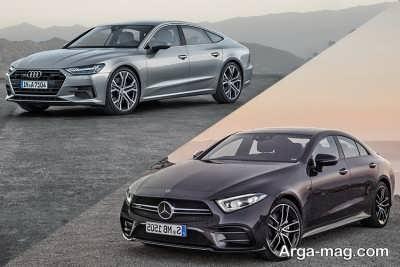 مقایسه دو ماشین رقیب، آئودی A7 و مرسدس بنز CLS