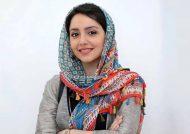 حضور نازنین بیاتی در مراسم اکران مردمی فیلم لاتاری