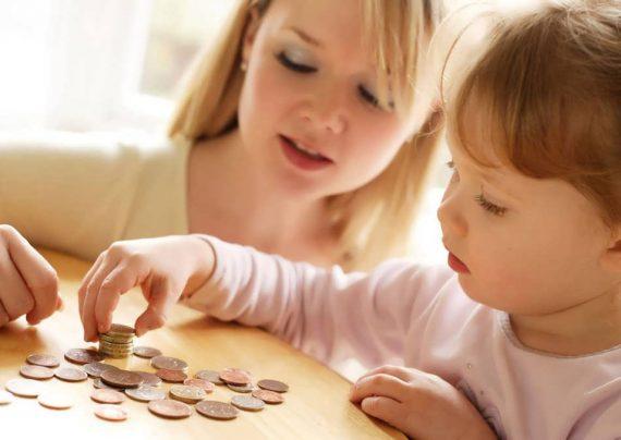 مهارت های مالی مناسب در کودکان